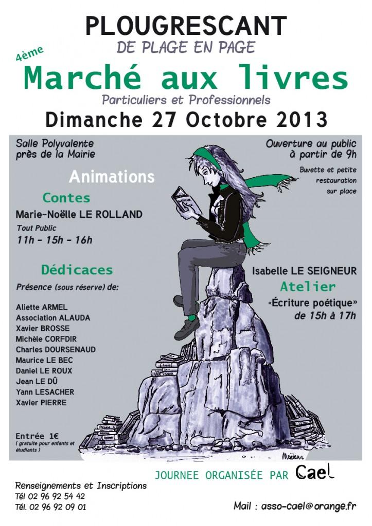 Affiche MarcheauLivreA32013