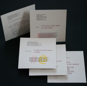 Textes typogr
