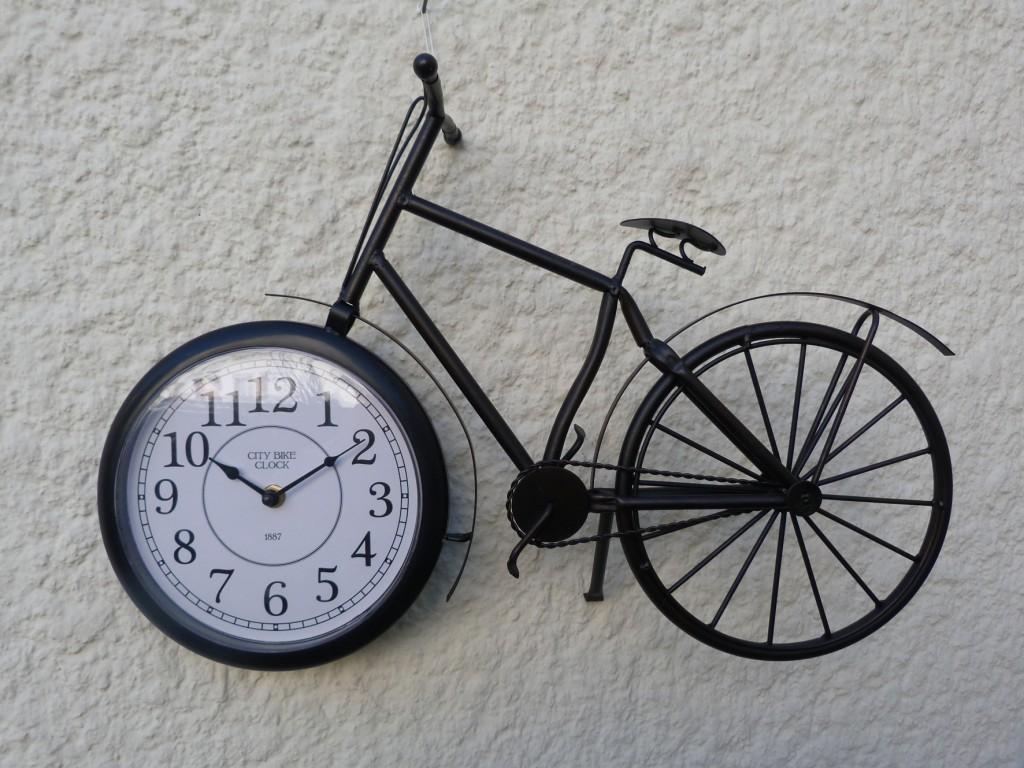 Citybike clock